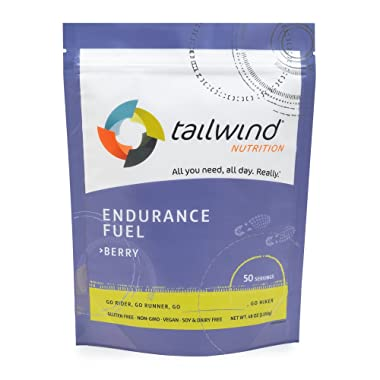 Tailwind Nutrition Endurance Fuel Berry 50 Serving