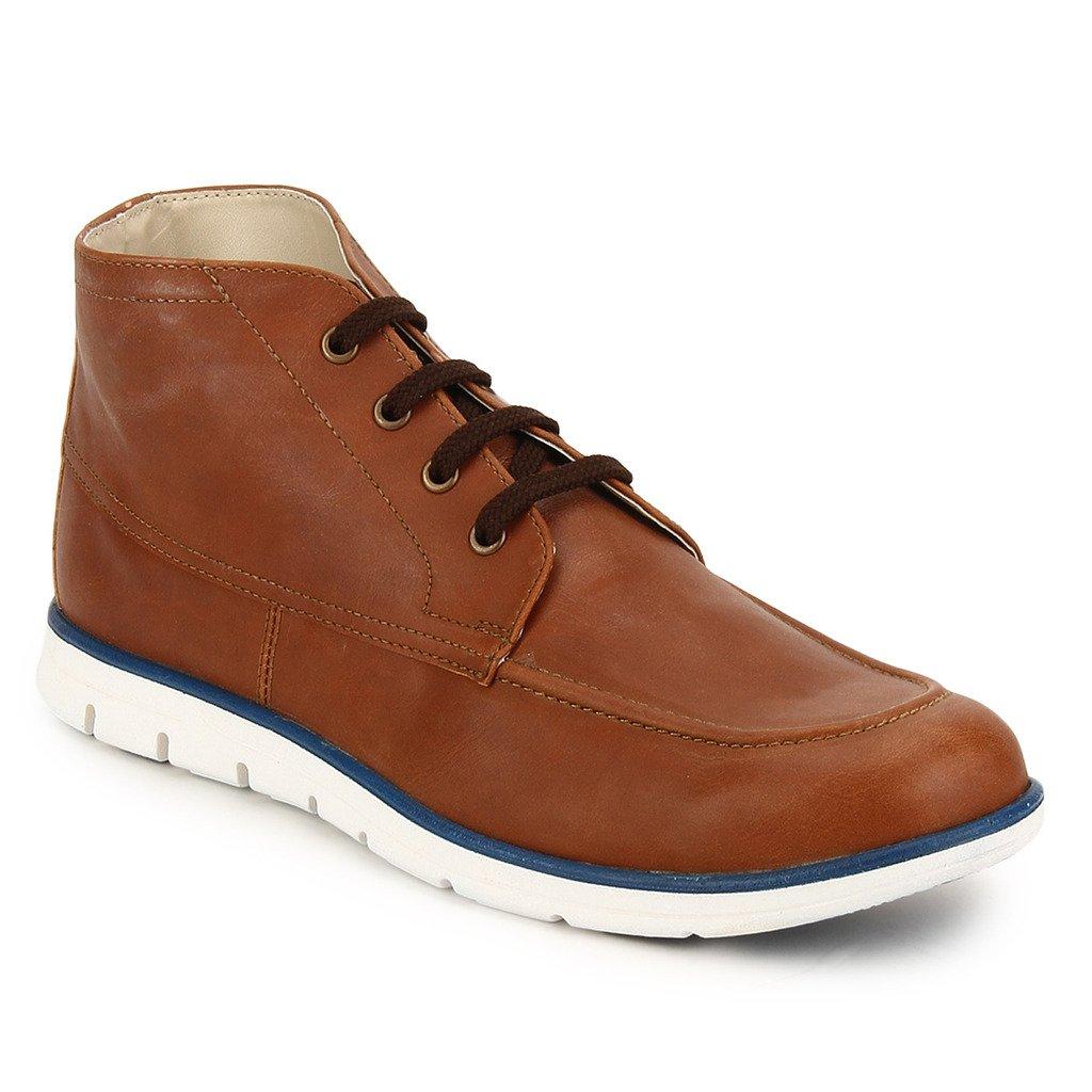 Buy Knotty Derby Men's Camel Boots - 9