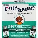 Little Remedies Gripe Water | Safe for Newborns | 2 Bottles | 2 FL OZ