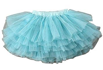 Alien Storehouse [Azul-3] Falda de tutú para niña Falda de ...