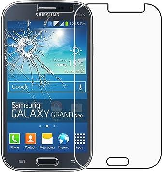 ebestStar - Verre trempé Compatible avec Samsung Grand Plus Galaxy GT-i9060I, Grand Lite Film Protection Protecteur Anti Casse, Anti-Rayure, Pose sans ...