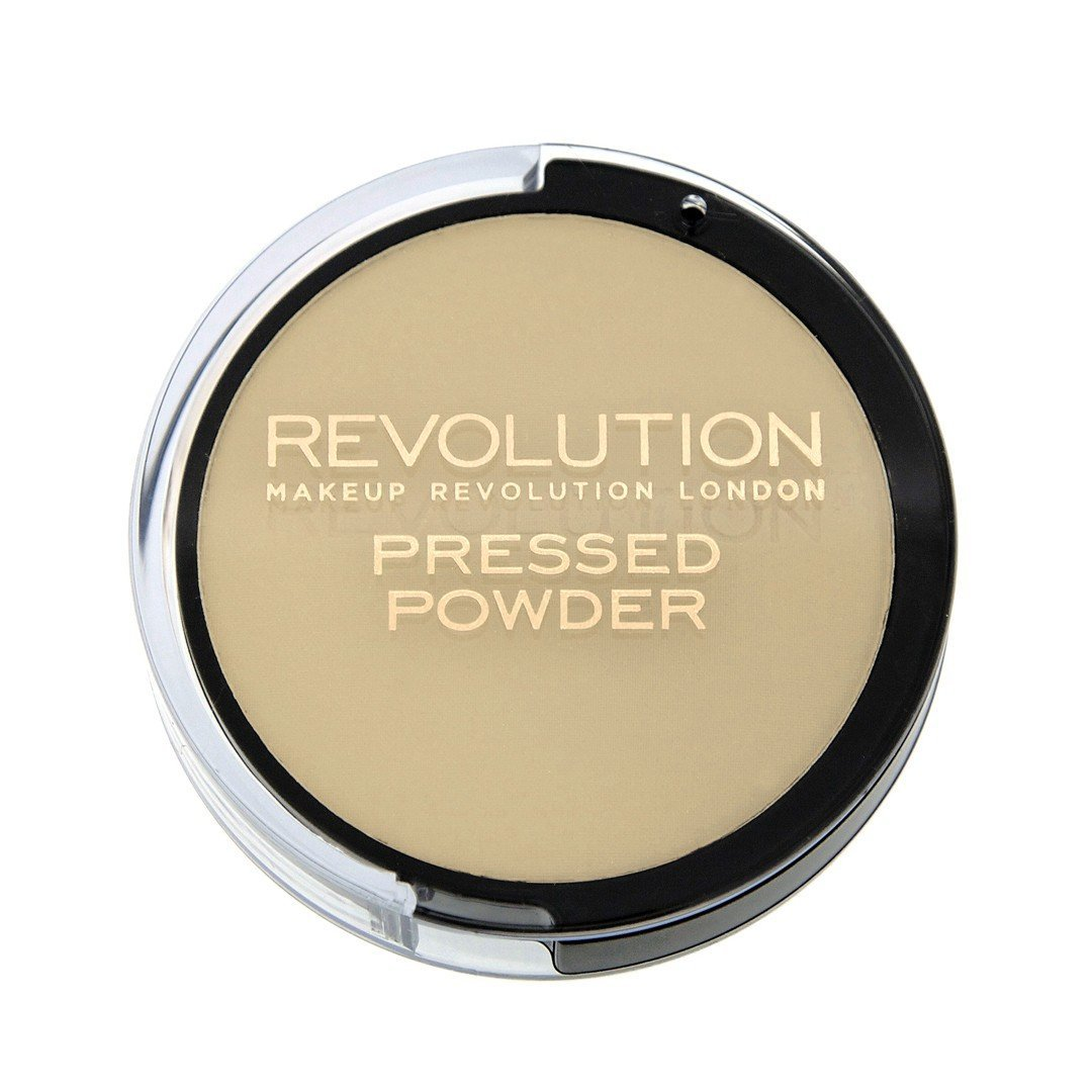 Amazon.com  Makeup Revolution Pressed Powder,translucent