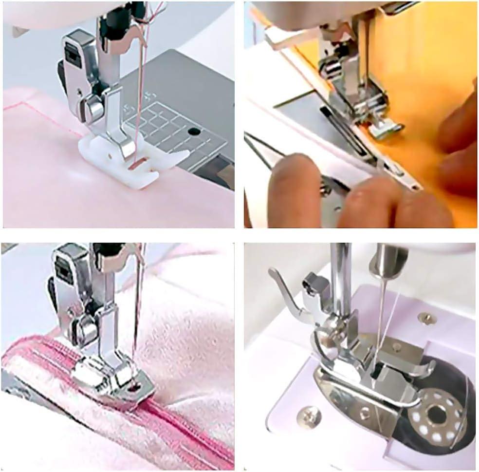 Juego de accesorios para el hogar de la máquina de coser de 11 ...
