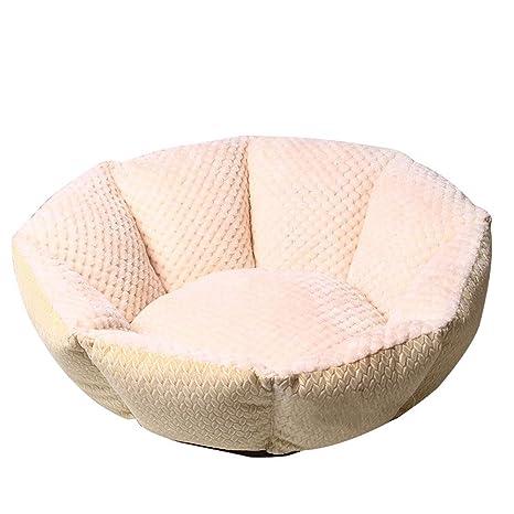 LULIN Cama para Mascotas Camas para Dormir colchón de Verano ...