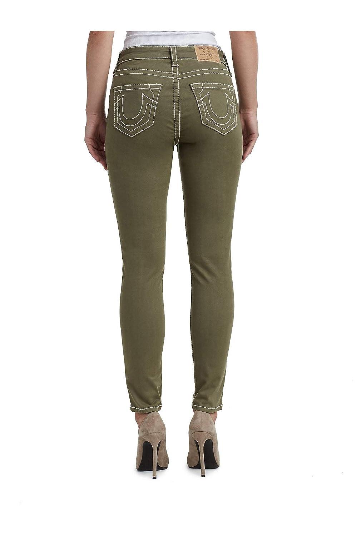e9609a51aa6b52 Amazon.com  True Religion Women s Curvy Skinny Jean  Clothing