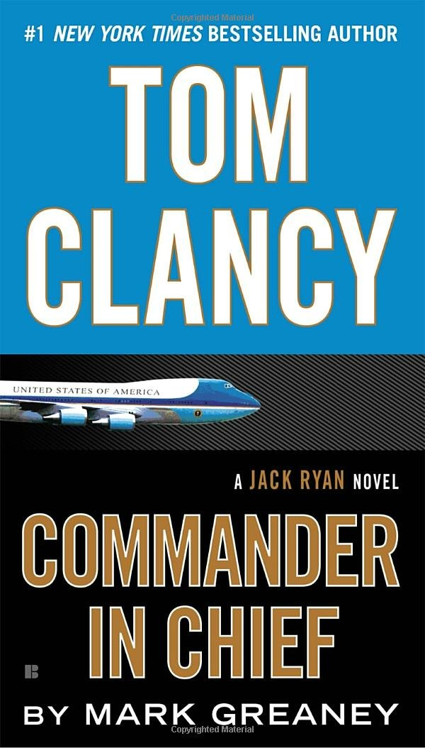 tom clancy jack ryan series