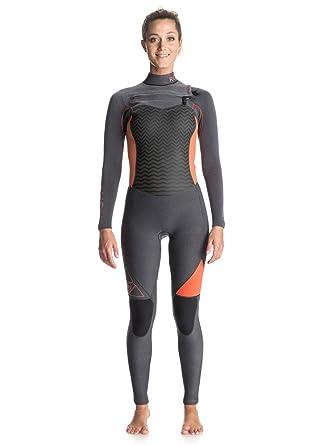 Roxy Performance 3 2mm - Traje De Surf Integral con Cremallera En El Pecho  para Mujer  Amazon.es  Ropa y accesorios 27ff429e10b