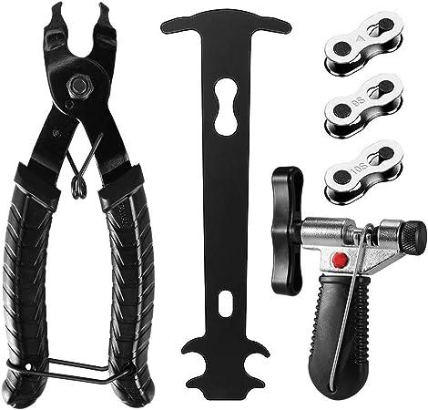 UK Useful Bike Bicycle Stainless Steel Chain Cutter Splitter Repair Breaker Tool