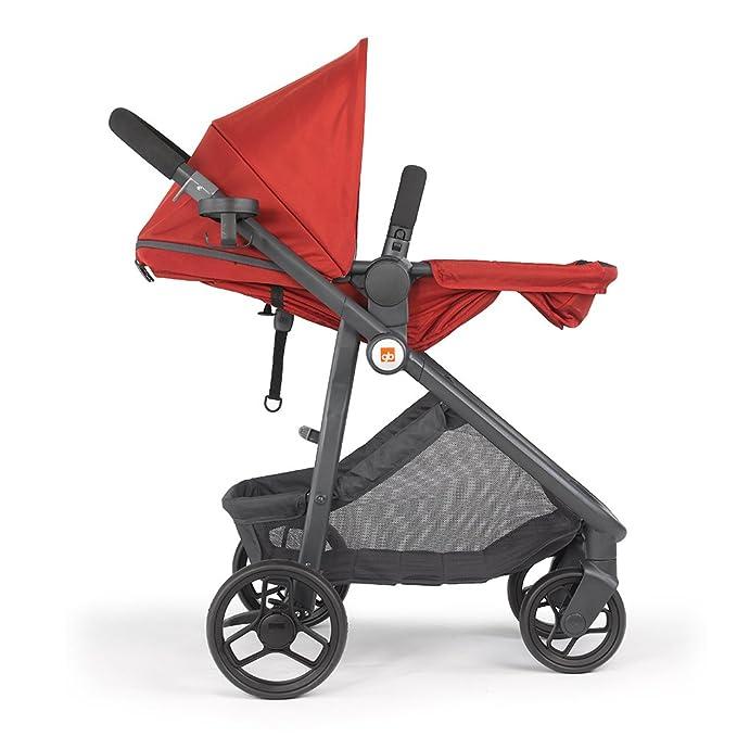 Amazon.com: Sistema de viaje gb Lyfe, Merlot: Baby