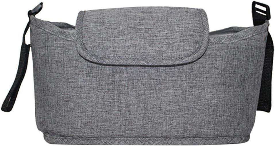 sac de rangement Sac de rangement universel grande capacit/é Organisateur pour poussette b/éb/é Sacs /à dos /à langer//Sac de b/éb/é/