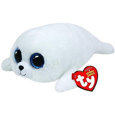 Ty Beanie Boos ICY - White Seal reg: Toys & Games