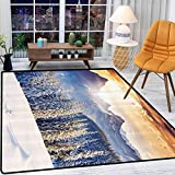 Room Decorations Collection Area Rug Winter