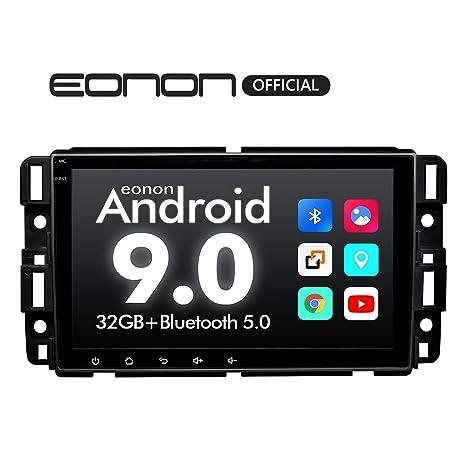 Amazon.com: Eonon - Estéreo para coche con radio de 8 ...
