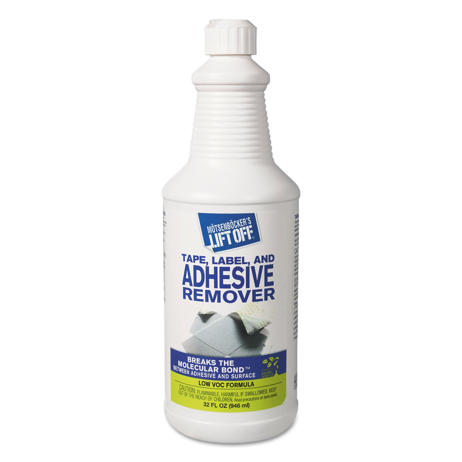 2 Adhesive/grease/oil Stain Remover, 32oz, Bottle, 6/carton