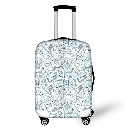 f2765c5bc1b9 Amazon.com | Best Quality Travel Luggage Cover Suitcase Protector ...