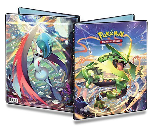 Amazon.com: Ultra-Pro Pokemon tarjeta carpeta con Mega ...