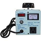 5 Amp 110v Variac Autotransformer Voltage Regulator Powerstat 0-130v Output