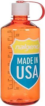 Nalgene Narrow Mouth BPA-Free Water Bottle (32 fl.oz.)