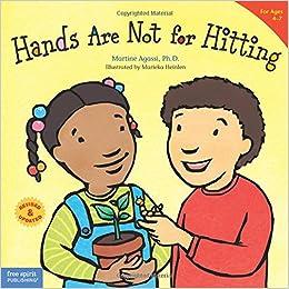 Hands are not for hitting best behavior martine agassi phd hands are not for hitting best behavior martine agassi phd marieka heinlen 0884251658230 amazon books fandeluxe Images