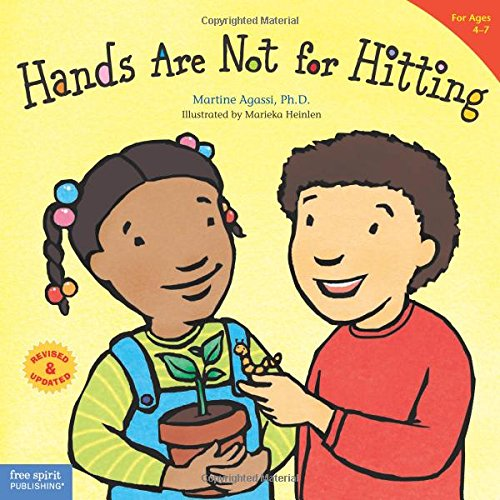 Hands Are Not for Hitting (Ages 4-7) (Best Behavior