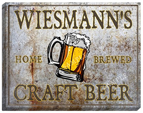 wiesmanns-craft-beer-stretched-canvas-sign-16-x-20