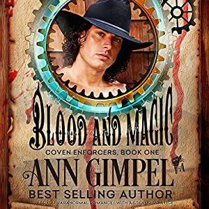 Blood and Magic Audiobook