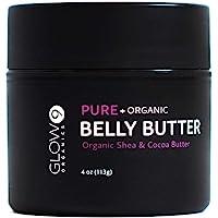 Belly Butter - 100% Organic by Glow Organics