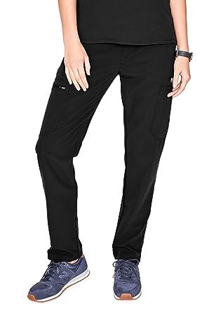 6e4f039625f Amazon.com: FIGS YOLA Skinny Scrub Pants for Women - Skinny Fit ...