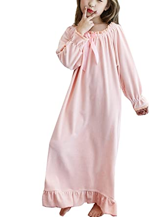 c389549d12 Image Unavailable. Image not available for. Color  BYXGR Cute Little Girls  Pajamas ...