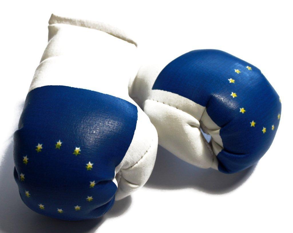 Mini Guantes de boxeo –  Europa verkauft von 9:PM