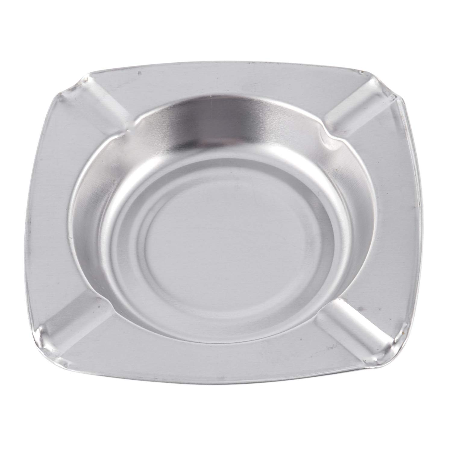 Xigeapg Stainless Steel Ashtray 124mm.