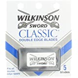 Wilkinson Sword Classic Double Edge Razor Blades- (Pack of Two)