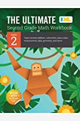 IXL | The Ultimate Grade 2 Math Workbook | Multi-Digit Addition, Subtraction, & More | Ages 7-8, 224 pgs Paperback