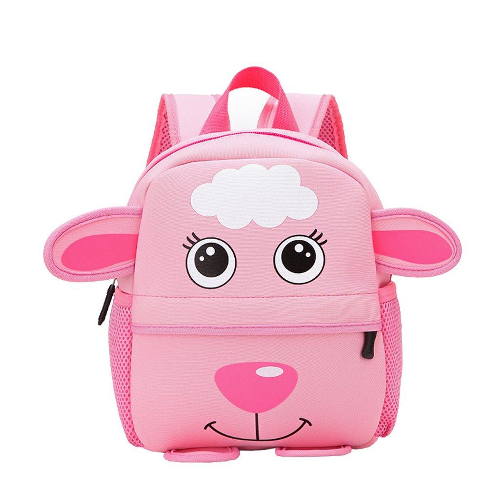Yeelan Bolsa de escuela impermeable / mochila para niñ os (conejo) Yeebag089
