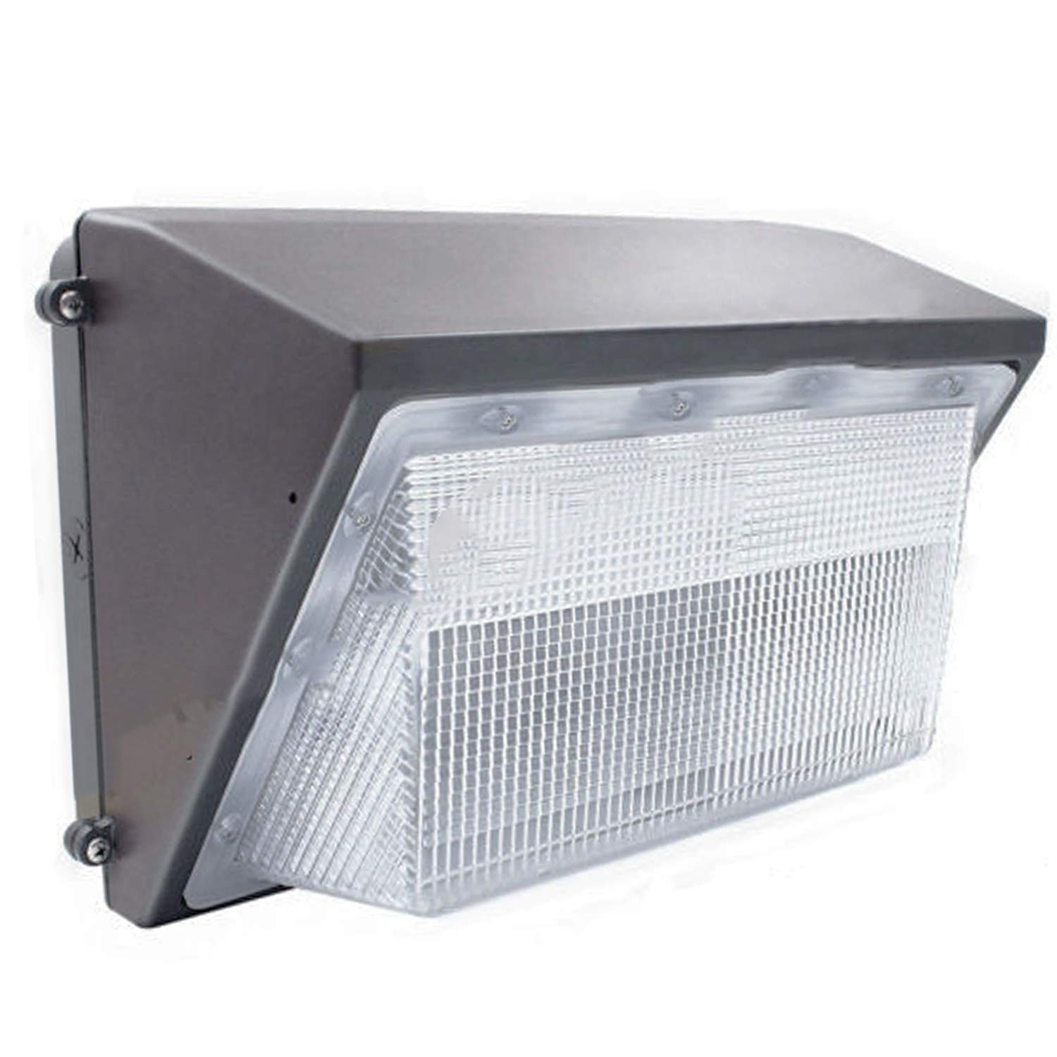 8500LM 70Watt LED Wall Pack Light,250-300W HPS MH Bulb Replacement,Outdoor Wall Pack LED Lighting Fixture for Building Home Security and Walkways (70Watt)