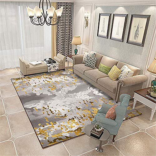 - Best Seller 2 Pieces Nordic Minimalist Living Room Coffee Table Area Rugs Joker Bedroom Decor Full Bedside shag Rug American C 60X90CM