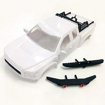 RC Racing Ford Raptor Hard Body Truck Body Shell con ...