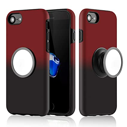 Amazon.com: Muntinfe - Carcasa para iPhone 8, iPhone 7, con ...