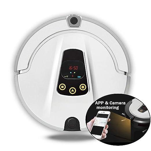 YYBF Robot Aspirador, Robot De Limpieza, Carga Automática ...