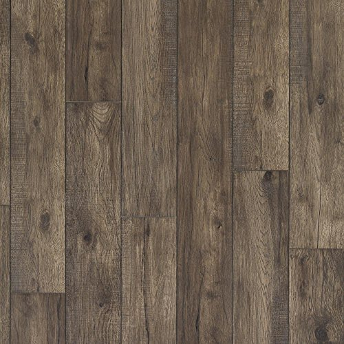 Mannington Hardware 28211 (S) Restoration Collection Hillside Hickory Laminate Flooring, 12Mm, Stone
