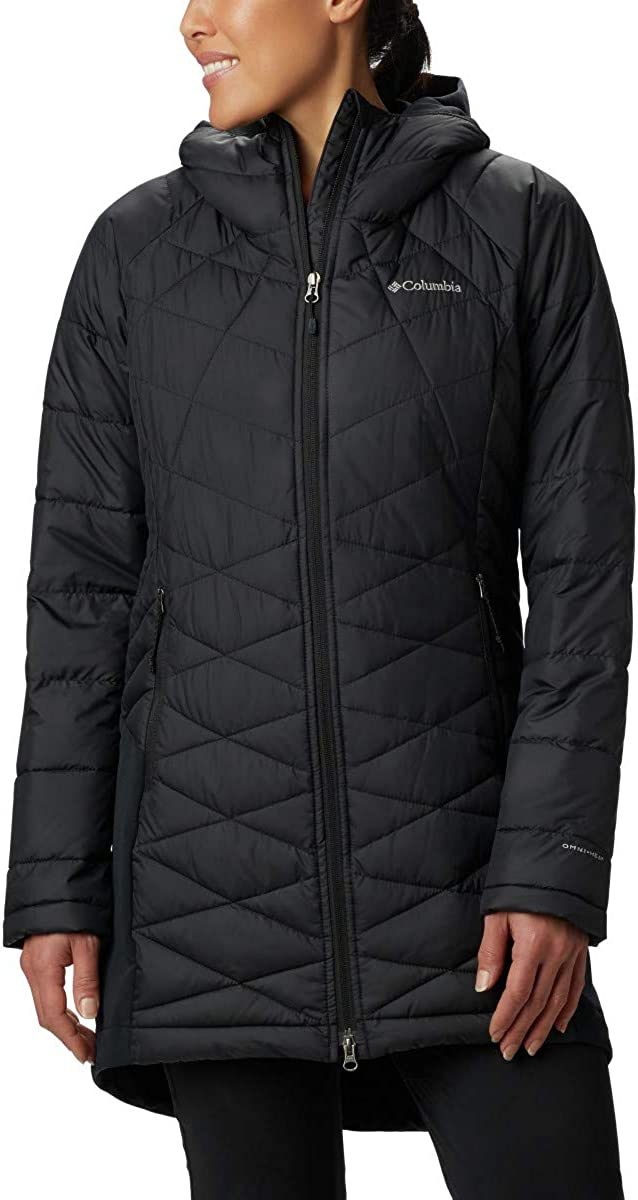 Columbia Womens Heavenly Long Hybrid Jacket