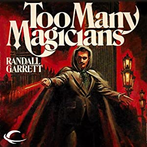 Too Many Magicians Audiobook