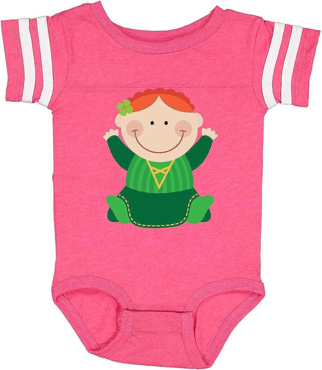 inktastic St Patricks Irish Girl Infant Creeper