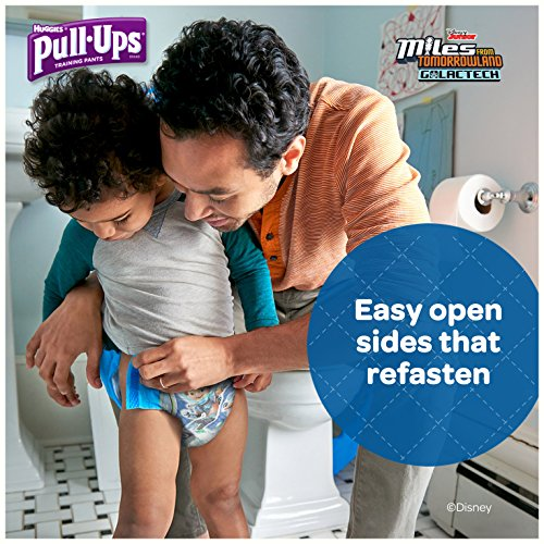 Pull-Ups Night-Time Potty Training Pants for Boys, 2T-3T (18-34 lb.), 68 Ct. (Packaging May Vary)
