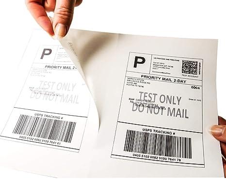 Amazon.com: IDEALSEAL - Etiquetas autoadhesivas para ...