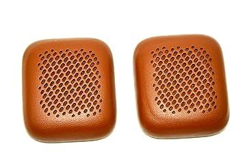 Harman Kardon viscolelástico 1 almohadilla almohadillas par de auriculares para SOHO Auriculares inalámbricos - marrón