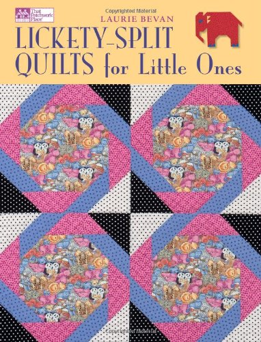 Lickety-Split Quilts for Little Ones (Butterfly Free Crochet Pattern)
