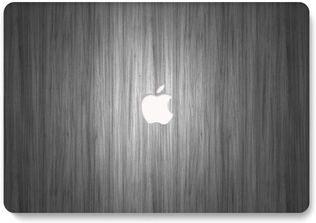2010-2017 Lib/ération Ancienne Version Grain de Bois 14 Anti-Rayures R/ésistant /à lusure Plastique Coquille Dure{S/érie Grain de Bois} AOGGY Coque pour MacBook Air 13 Pouces A1369 Et A1466