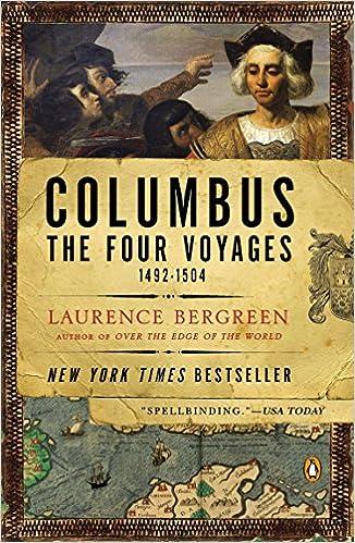 Columbus: The Four Voyages [EN] - Laurence Bergreen