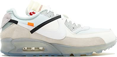 The 10 Air Max 90 Off White aa7293 100 Sale White Muslin